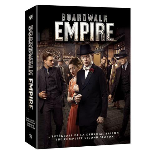 Boardwalk Empire: The Complete Second Season (Bilingual)