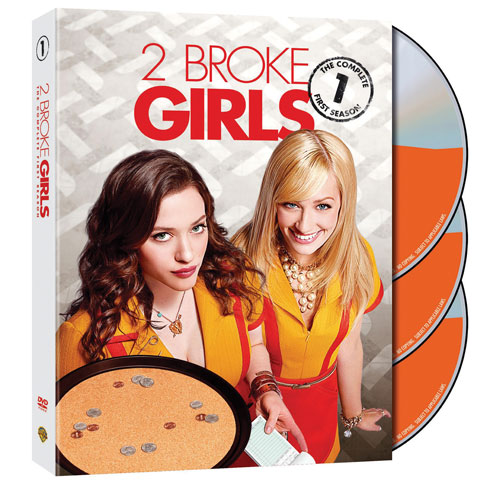 2 Broke Girls : L'intégrale de la première saison