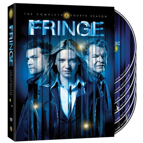 Fringe : L'intégrale de la saison 4