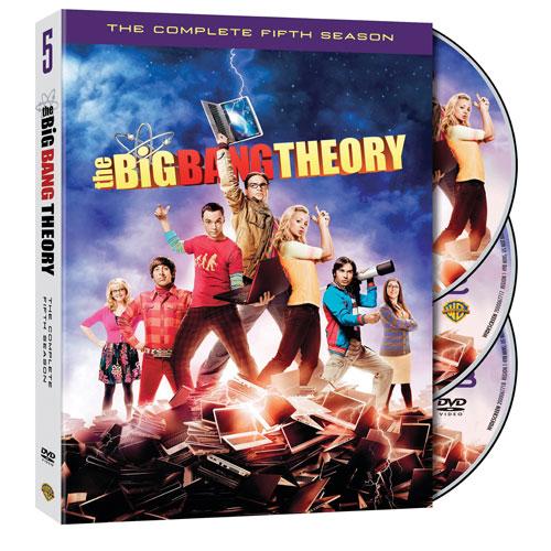 Big Bang Theory : L'intégrale de la cinquième saison