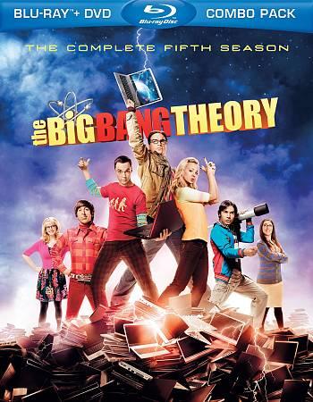 Big Bang Theory: The Complete Season 5 (Blu-ray)