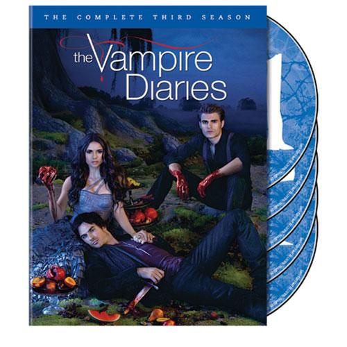 Vampire Diaries : L'intégrale de la saison 3