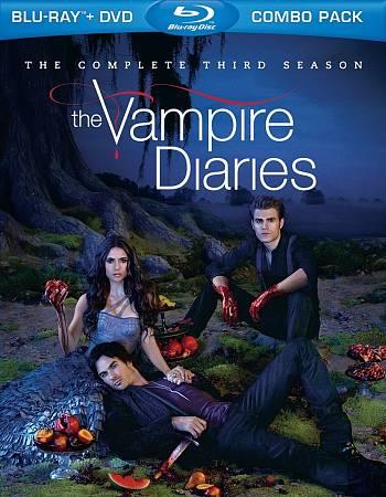 Vampire Diaries : saison 3 (Blu-ray)