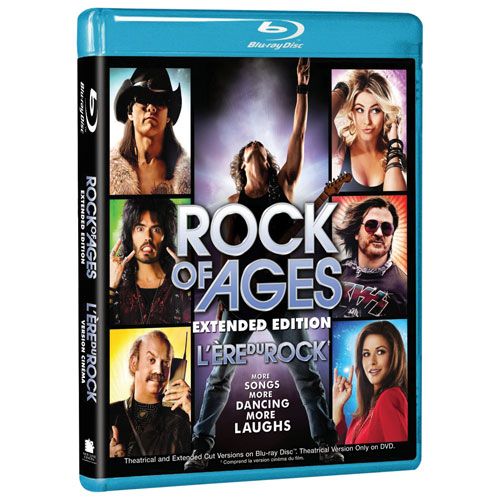 Rock of Ages (Bilingual) (Blu-ray)
