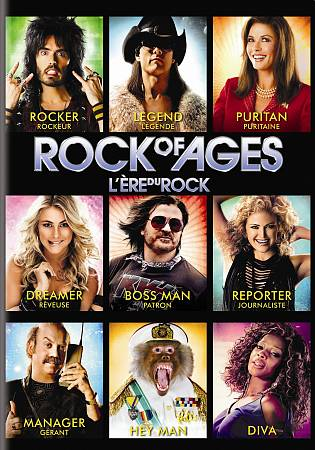 Rock of Ages (Bilingual)