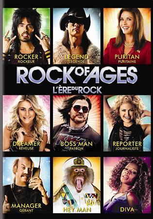 Rock of Ages (bilingue)