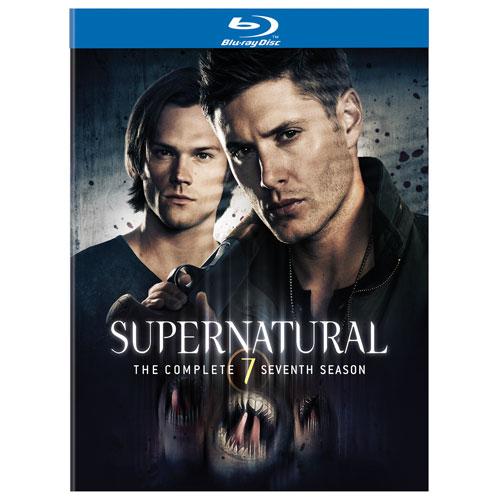 Supernatural: 7e saison complète (Blu-ray)