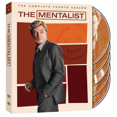 Mentalist: The Complete Fourth Season