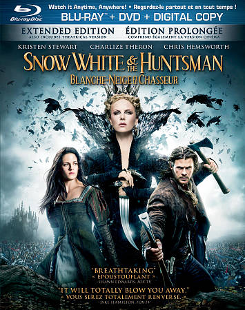Snow White & The Huntsman (Blu-ray Combo) (2012)