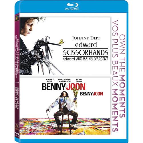 Edward Scissorhands / Benny Joon (Double Feature) (Blu-ray)