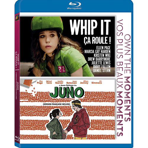 Whip It / Juno (Coffret de 2) (Blu-ray)