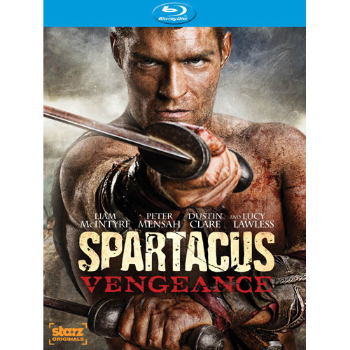 Spartacus: Vengeance (Blu-ray)