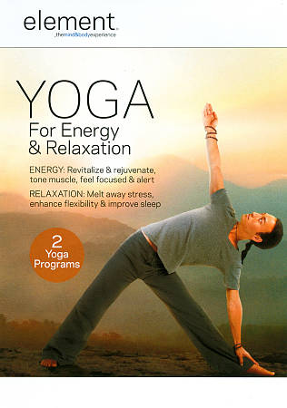 Element: Yoga for Energy & Relax