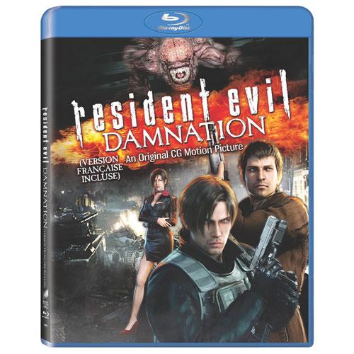 Resident Evil: Damnation (Bilingue) (Blu-ray) (2012)