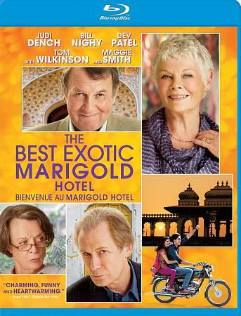 Best Exotic Marigold Hotel (Blu-ray) (2012)
