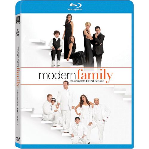 Modern Family : Troisième saison (Blu-ray)