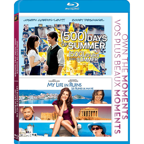 500 Days of Summer / My Life in Ruins (Blu-ray)