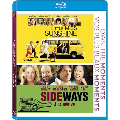 Little Miss Sunshine/Sideways (Blu-ray)