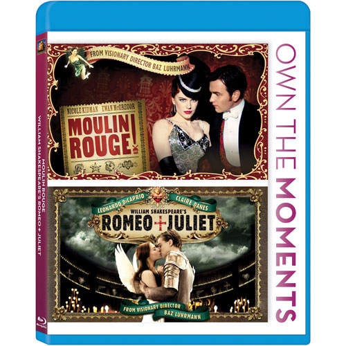 Moulin Rouge / Romeo & Juliet (Blu-ray)