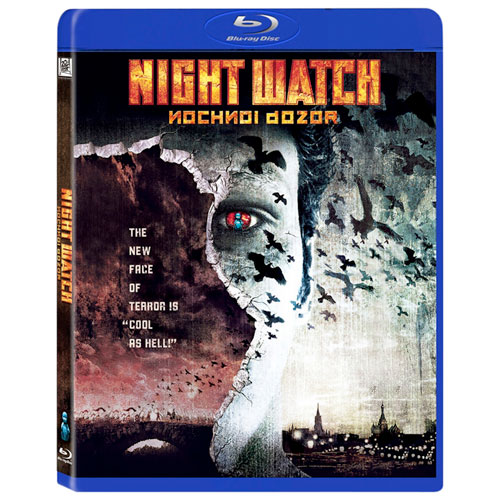 Night Watch / Day Watch (Blu-ray)