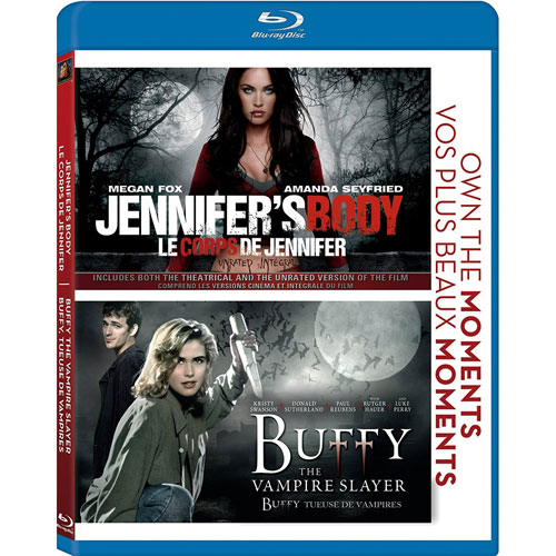 Jennifer's Body / Buffy The Vampire Slayer (Blu-ray)