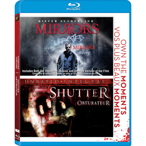 Mirror / Shutter (Blu-ray)