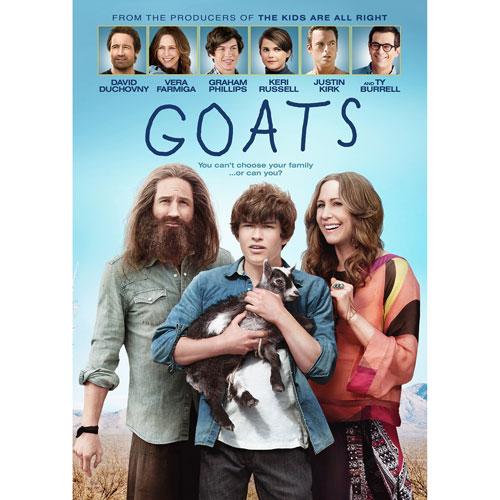 Goats (Blu-ray)