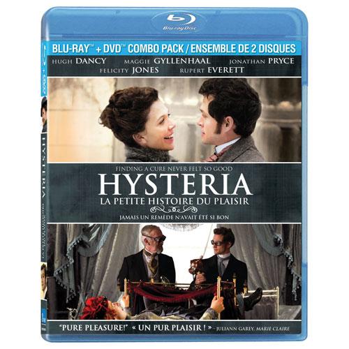 Hysteria (combo Blu-ray)