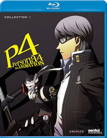 Persona 4: Collection 1 (Blu-ray) (Blu-ray)