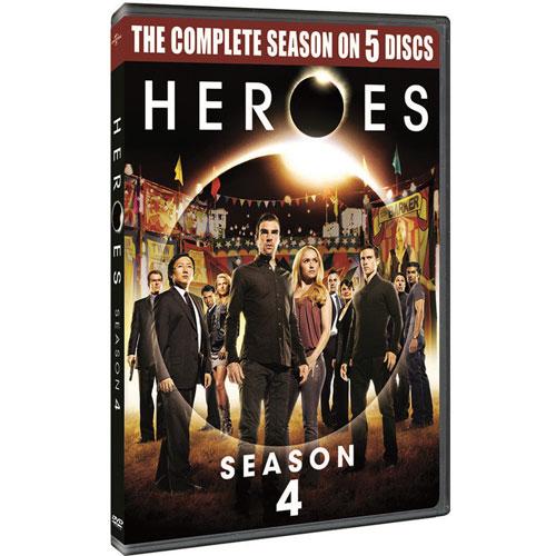 Heroes: Saison 4