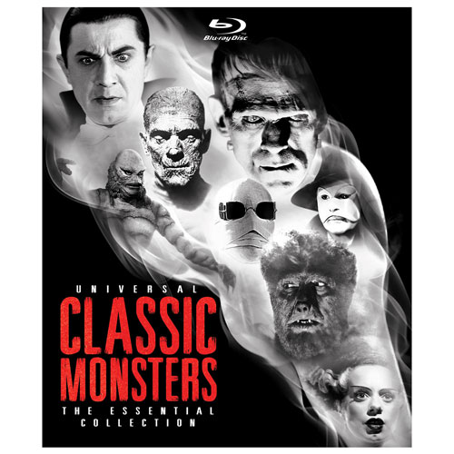 Universal Classic Monsters Collection (Blu-ray)