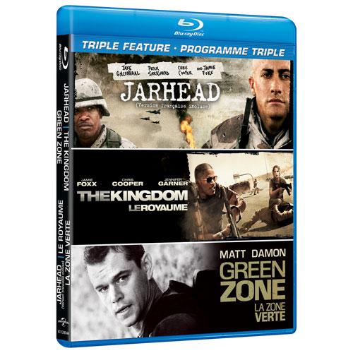 Jarhead/ The Kingdom/ Green Zone