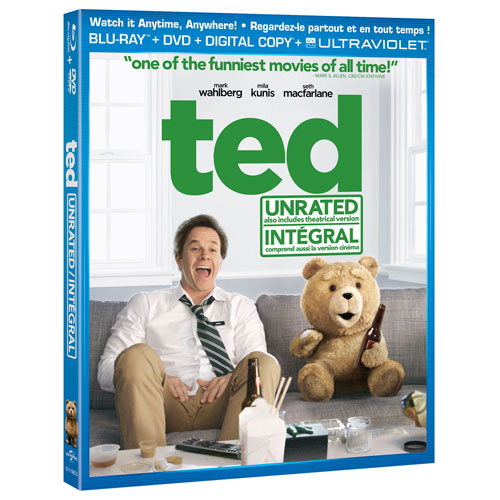 Ted (Blu-ray Combo) (2012)