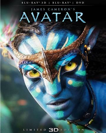 Avatar (combo Blu-ray 3D) (2009)