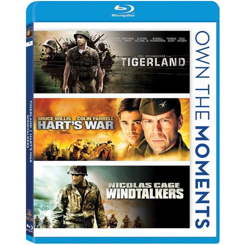 Tigerland/ Hart's War/ Windtalkers Triple Feature (Blu-ray)