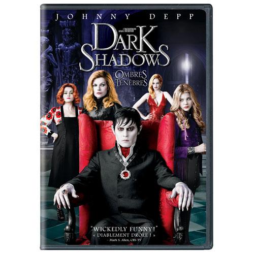 Dark Shadows (Bilingual) (2012)