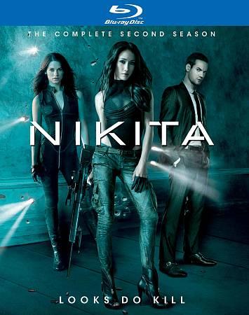 Nikita: Season 2 (Blu-ray)