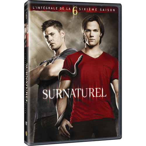 Supernatural: The Complete Sixth Season (French) (2011)