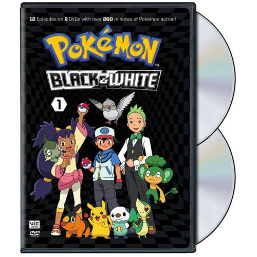 Pokemon Black And White premier coffret
