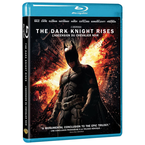 The Dark Knight Rises (Bilingue) (DC Universe) (Blu-ray) (2012)