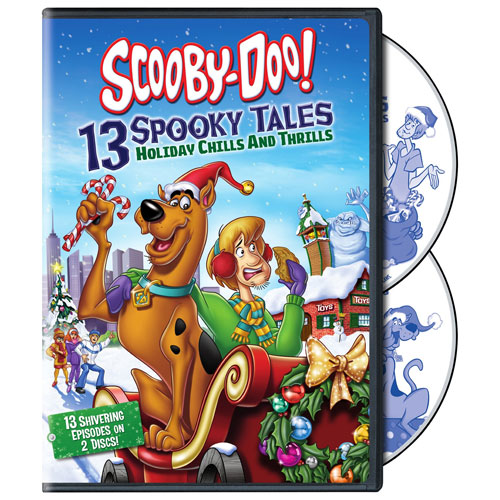 Scooby-D! 13 Spooky Tales: Holiday Chills