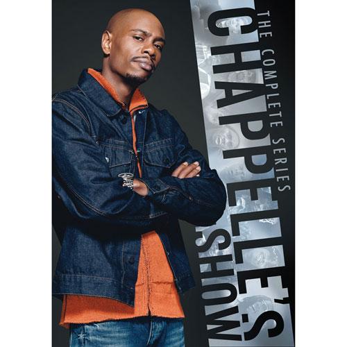 Chappelle's Show : L'intégrale de la série