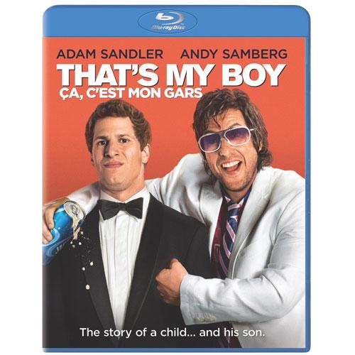 That's My Boy (Bilingual) (Blu-ray)