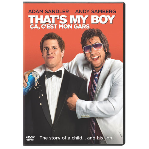 That's My Boy (Bilingual) (2012)