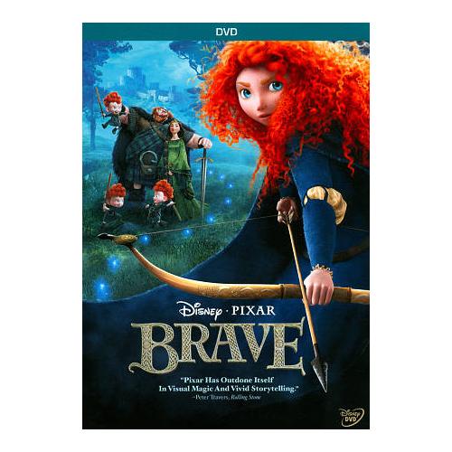 Brave (Bilingue) (2012)