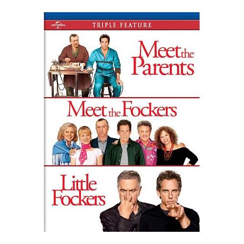 Meet The Parents 3 films