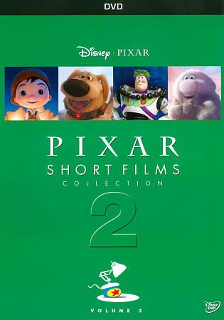 Pixar Short Film: Volume 2