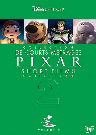 Pixar Short Film: Volume 2 (Bilingue)