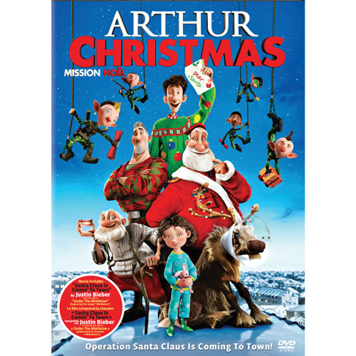 Arthur Christmas (Bilingue)