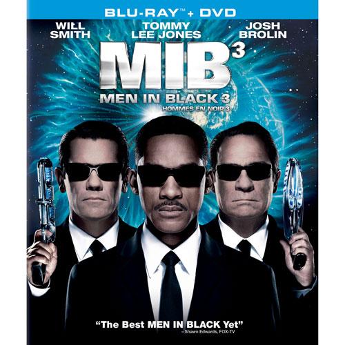 Men in Black 3 (Bilingue) (Combo Blu-ray) (2012)